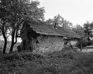 Radenci, Old Farm HousePhotographic print - 312 x 250mmEditions - 25Price - NZ$75
