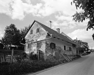 Gornja Radgona, Slovenia - Kapela HousePhotographic print - 312 x 250mmEditions - 25Price - NZ$75