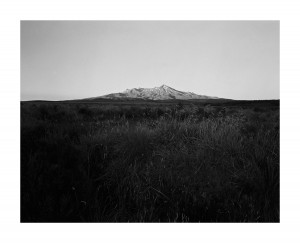 Mount Ruapehu, Tongariro National Park, New Zealand Photographic Print Edition - 25 Size 320 x 250 mm Price - NZ$75